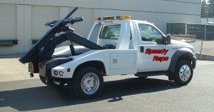 Speedy Repo - Repo Truck
